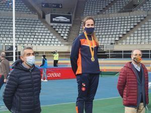 L'Hospitalet Atletisme triunfa en los campeonatos catalanes y vuelve a casa con 13 medallas
