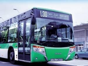 Sant Just Desvern inaugura la nueva línea L30 de autobús que conectará Mas Lluí con El Parador
