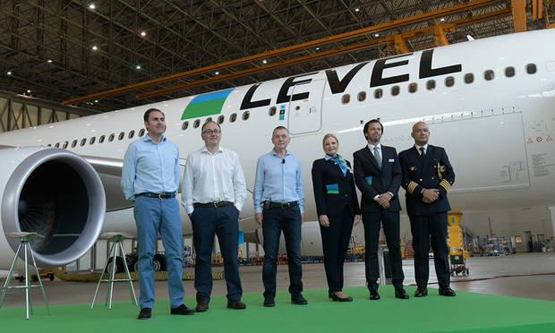 LEVEL ha realizado hoy su vuelo inaugural desde El Prat hasta Los Ángeles