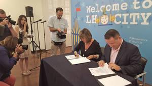 L�Hospitalet sella el acuerdo m�s estable del Cirque du Soleil