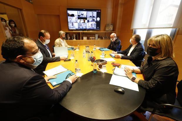 Nuria Marín pide más Mossos d'Esquadra para garantizar la seguridad en L'Hospitalet