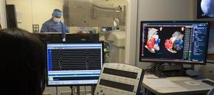 El Hospital Universitario de Bellvitge desarrolla un proyecto pionero en pacientes con arritmias