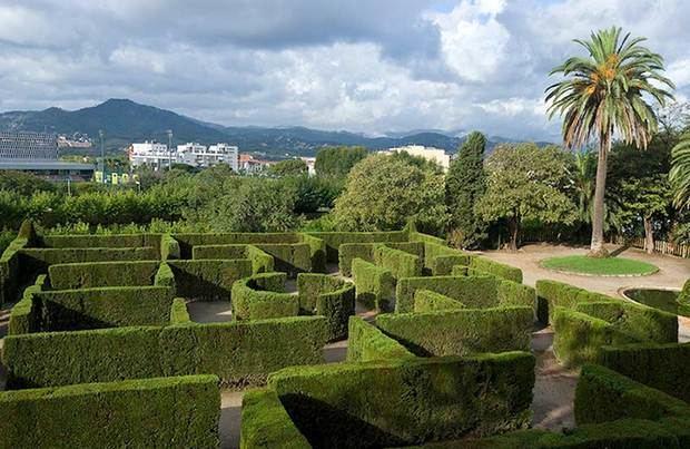 Laberint del Parc de Torreblanca