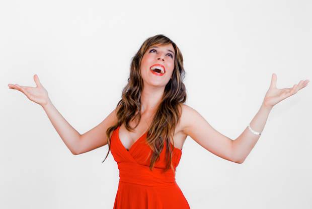 La soprano Laura del Río, de L'Hospitalet, premiada en el XX Certamen Internacional Pedro Bote