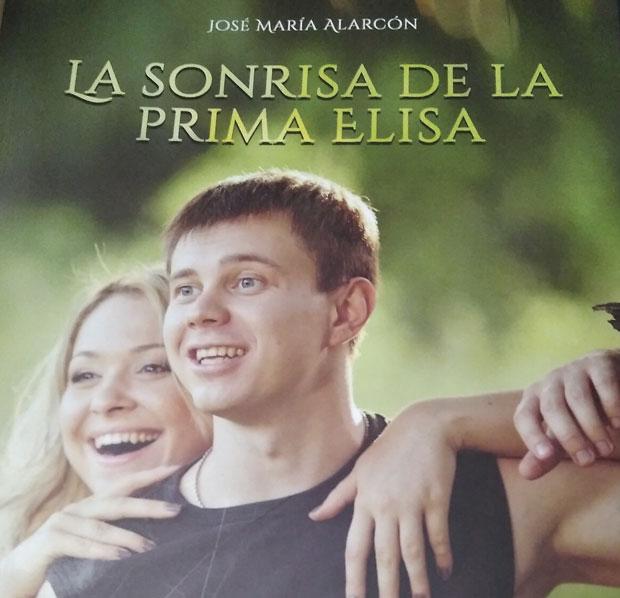 """José María Alarcón lidia con el amor más adolescente en su segunda novela """"La sonrisa de la prima Elisa"""""""