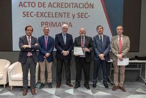 El Hospital de Bellvitge recibe tres acreditaciones de excelencia de la Sociedad Española de Cardiología