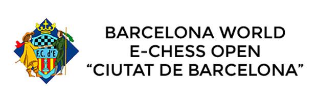 La Federació Catalana d'Escacs se adapta a los nuevos tiempos: Barcelona World E-Chess Open - Ciutat de Barcelona