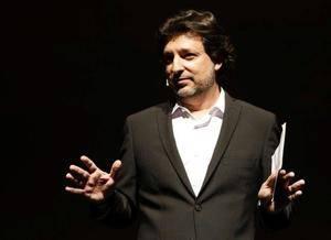 Marcel Gorgori escull l'Auditori de Cornellà per oferir el segon concert de la gira de Simfonova