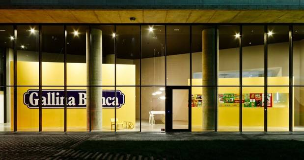 Sede corporativa de Gallina Blanca en L'Hospitalet