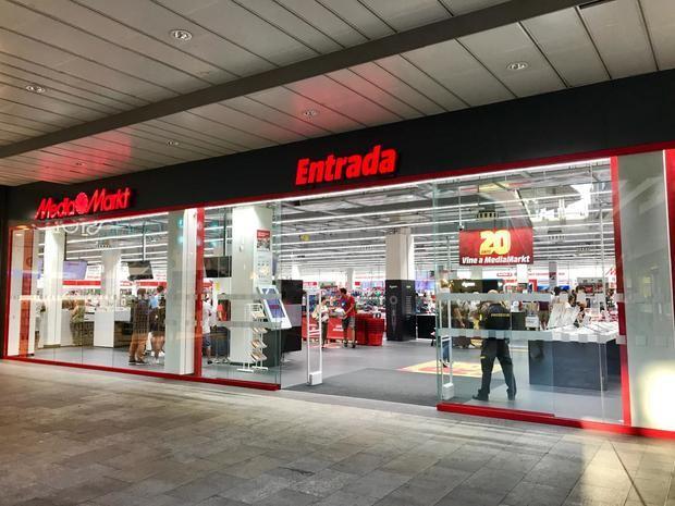 Tienda MediaMarkt del CC Splau tras su transformación