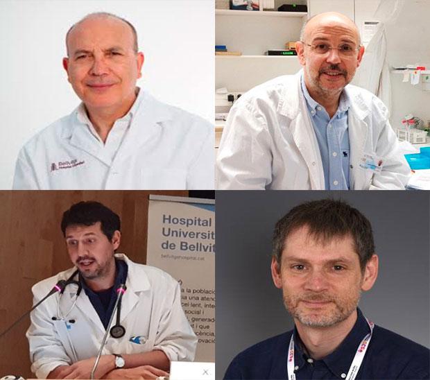 Médicos de l'Hospitalet y Esplugues investigan contra el Covid-19