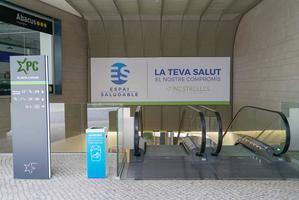 Finestrelles Shopping Centre invierte 400.000 euros para poder abrir en la Fase 2