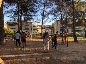 Actuaciones de mejora en el Parque Can Guardiola de Viladecans