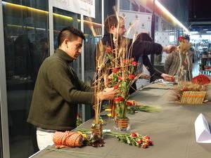 Mercabarna-flor se prepara para Sant Jordi y el Día de la Madre