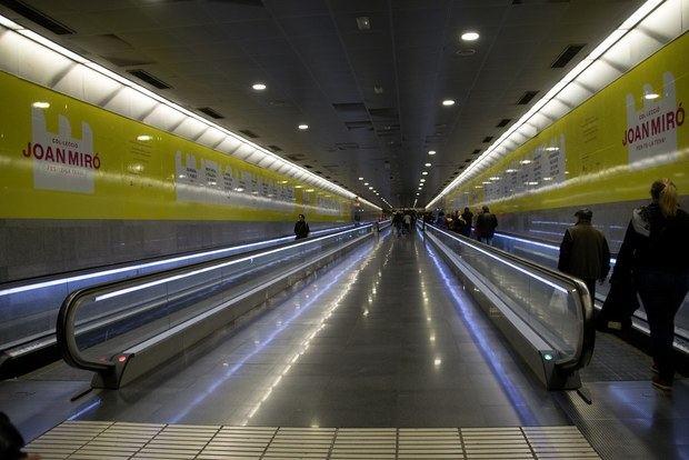 El metro y los autobuses metropolitanos serán gratuitos entre el 2 y el 9 de abril por la crisis del coronavirus