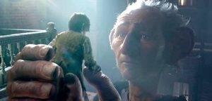 """Crítica de la película """"Mi amigo el gigante"""" (2016)"""