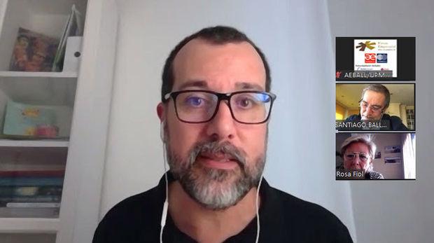Miguel Comino: 'Hay futuro y hay esperanza. Debemos impulsar la reconstrucción entre todos'