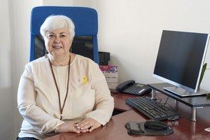 """Montserrat Febrero: """"La nostra voluntat es destinar el superàvit municipal a ajuts socials i ajuts al teixit comercial i empresarial"""""""