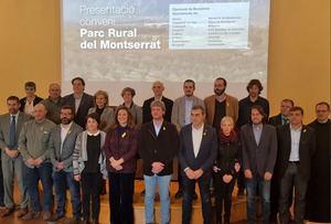 Abrera, Collbató, Esparreguera y Olesa están entre los 16 municipios miembros del Consorcio