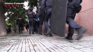 Els Mossos d'Esquadra desarticulan una organización criminal que robaba en domicilios del Baix Llobregat