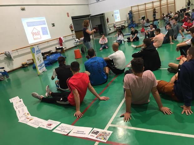 Éxito de participación en la formación de tutores de juego del Consell Esportiu del Baix Llobregat