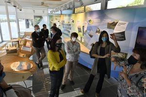 Castelldefels reproduce el ecosistema de una duna y lo convierte en un museo