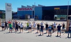 Nissan no despedirá a los trabajadores de las plantas de Cataluña hasta diciembre de 2021