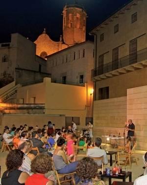 Viatge en el temps a la terrassa de Can Barraquer de Sant Boi