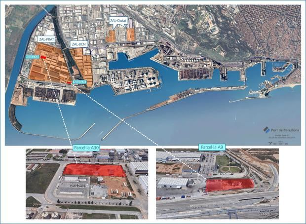 El Port de Barcelona aprova la concessió a CILSA de les dues últimes parcel·les comercialitzables de la ZAL Prat