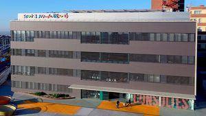 Luz verde al Pediàtric Càncer Center del Hospital Sant Joan de Déu, en Esplugues