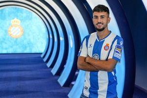 Manu Morlanes, el nuevo fichaje del RCD Espanyol
