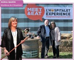 'Fora de context': Núria Marín, alcaldessa de L'Hospitalet