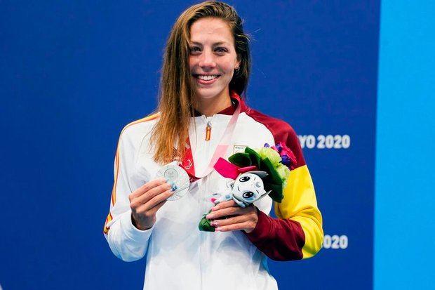 Núria Marqués se alza con un doblete en los Juegos Paralímpicos de Tokio