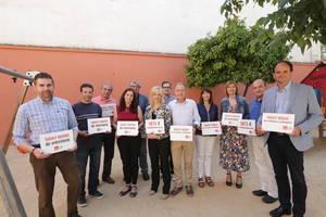 Els alcaldes i alcaldesses socialistes del Baix Llobregat proposen un salari m�nim interprofessional de 1.075 euros