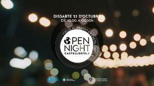 Llega la iniciativa Open Night a Castelldefels