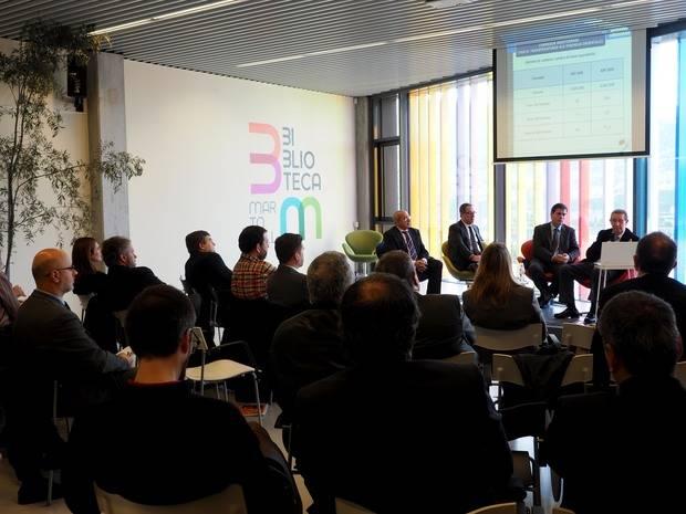 Martorell ha acollit avui el debat del cicle 'Desenvolupament econòmic del Baix Llobregat i L'Hospitalet. El factor de les infraestructures'