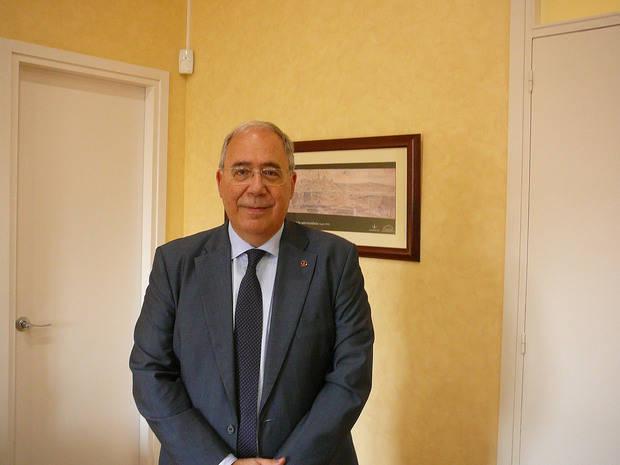 Roberto Fernández recibe a el Llobregat en Lleida | J.V.