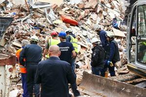 Front solidari de Begues per ajudar a les víctimes de l'explosió de gas