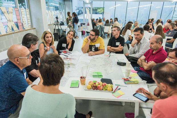 Debate ciudadano sobre el PDU en Sant Feliu
