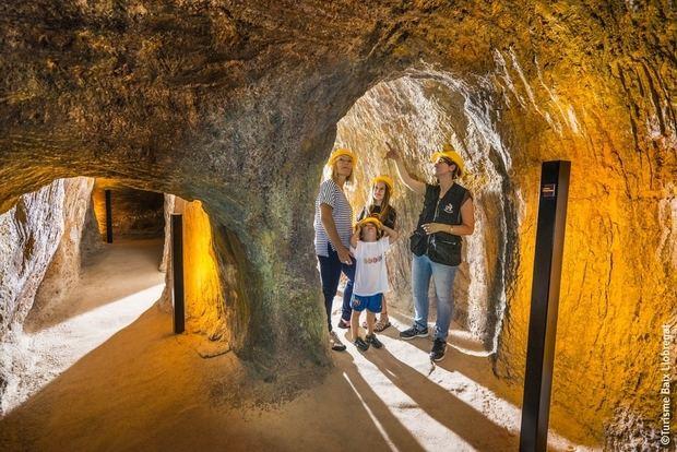 Mines de Gavà ha sido uno de los equipamientos más visitados.