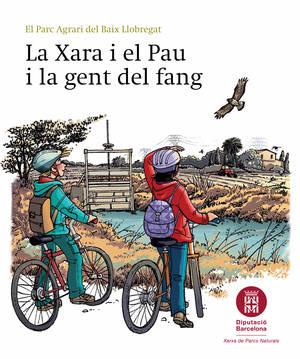 La Diputació de Barcelona edita un conte ambientat al Parc Agrari del Baix Llobregat