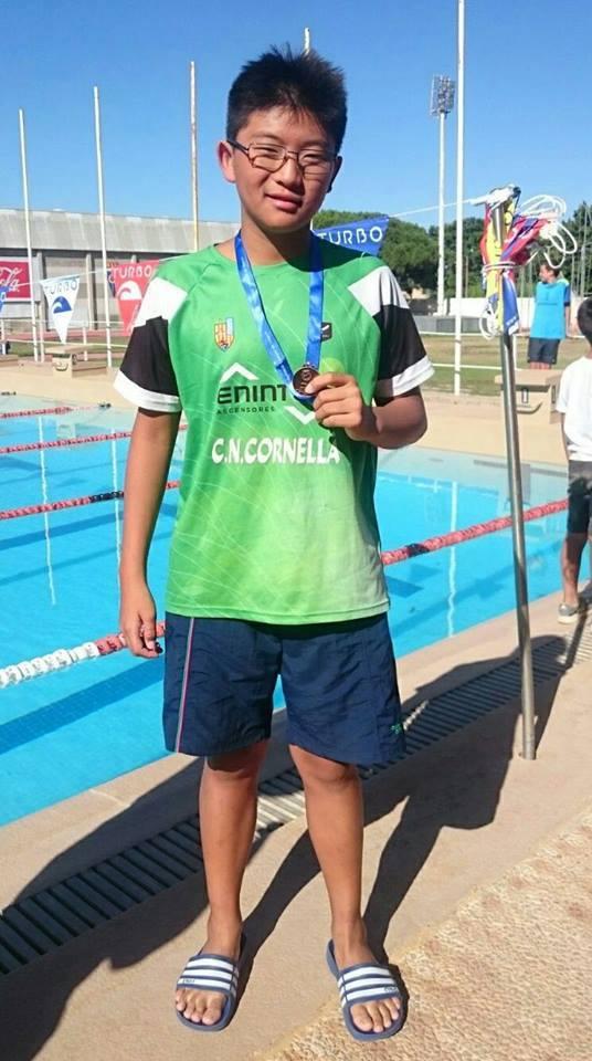 Pau Andreu participará en los próximos Campeonatos de España