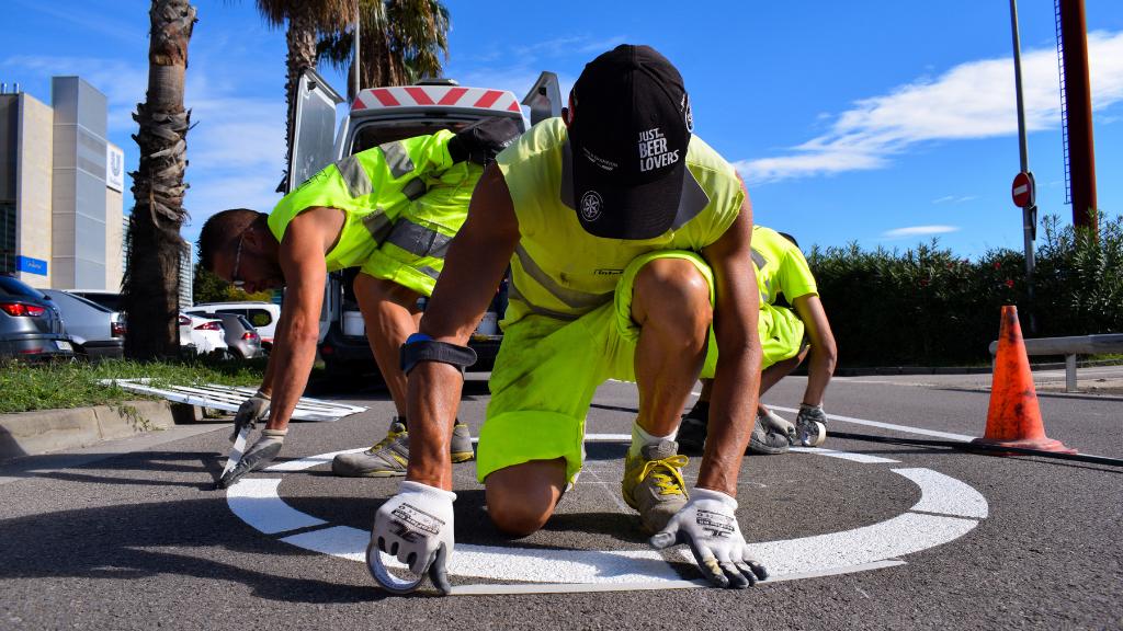 Viladecans prepara la instalación de un nuevo radar de tráfico