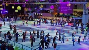 La pista de gel tanca la seva estrena a La Farga de L'Hospitalet amb una resposta excel·lent