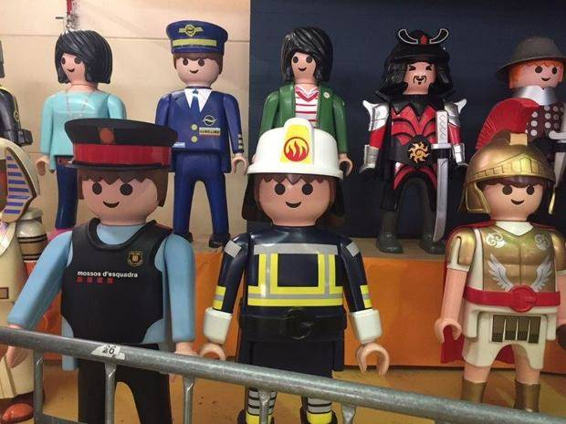La Feria de Coleccionismo de Playmobil repetirá en Cornellà