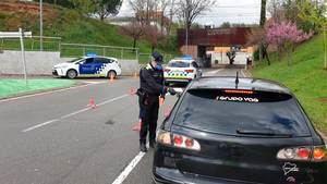 La Policia Local d'Olesa interposa 82 denúncies per incompliments del confinament