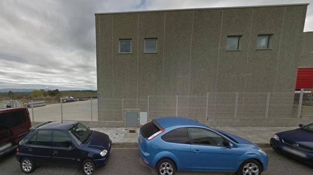 L´exterior de la planta afectada (Foto: Google Maps)