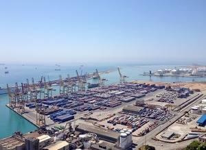 TERQUIMSA i TEPSA construiran un carregador ferroviari per a granels líquids al Port de Barcelona