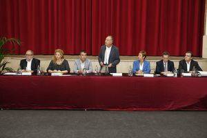 Antoni Poveda, investido alcalde