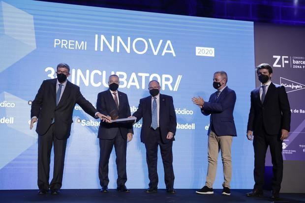 3D Incubator, galardonada en la categoría Innova de los Premios Empresa del Año 2020